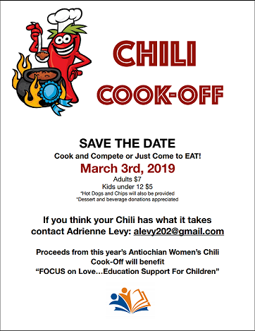 Chilli Cookoff