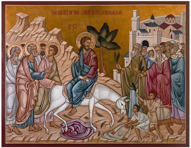 Bulletin – Palm Sunday 2019